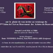 Flyer Salon AAB 2016