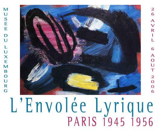 L envolee lyrique paris 1945 1956